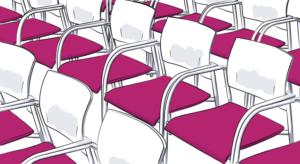 Tipos de disposición de los asientos: 8 opciones que debe conocer